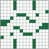 Free online American crossword №23: COMMUNITY CHEST