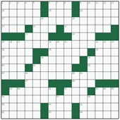 Free online American crossword №31: INSURANCE BROKER