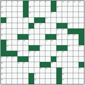 Free online American crossword №62: FAMILY TREE