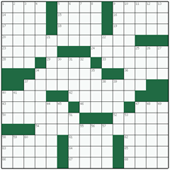 Free online American crossword №77: POMADE