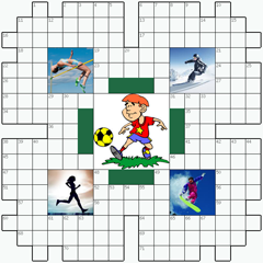 Crossword puzzle №7: SPORT