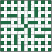 Free online Cryptic crossword №12: FIVE-STAR