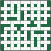 Free online Cryptic crossword №5: NUPTIAL