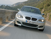 Jigsaw puzzle N118: Gray BMW