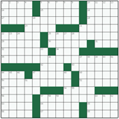 Free online American crossword №34: INSTALLMENT PLAN