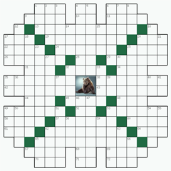 Crossword puzzle №1: BEAR
