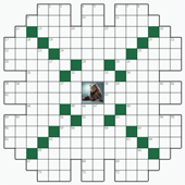 Free online Crossword puzzle №1: BEAR