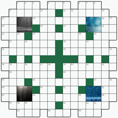 Crossword puzzle №14: RAIN