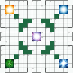 Crossword puzzle №17: FLASH