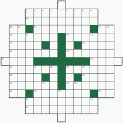 Crossword puzzle №28: CALENDARS