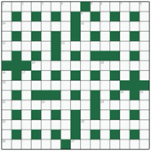 Free online Cryptic crossword №17: DIESEL ENGINE