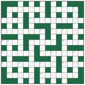Free online Cryptic crossword №25: PLASTIC ART