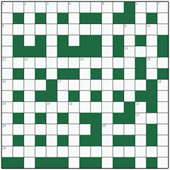Free online Freeform crossword №15: LEGITIMACY