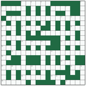 Free online Freeform crossword №2: WASTREL