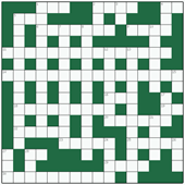 Free online Freeform crossword №5: ROCAMBOLE