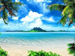 Free online Jigsaw puzzle N152: The ocean surface