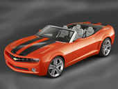 Jigsaw puzzle N97: Cabriolet